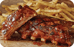 Roadhouse Ribs and Chops